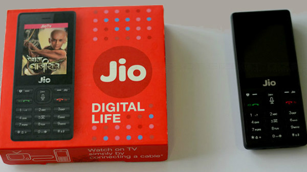 JioPhone software update brings Google Maps support