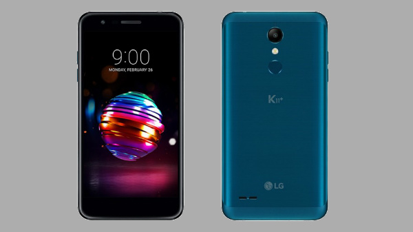 LG K11+ and LG K11a launched; to be priced starting Rs. 17,700