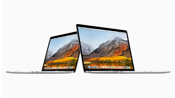 Apple launches 2018 MacBook Pro with faster processor and T2 chip