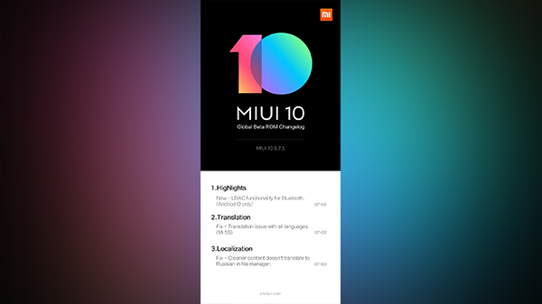 MIUI 10 Global Beta now available for the Redmi Note 5 Pro, Redmi Y2