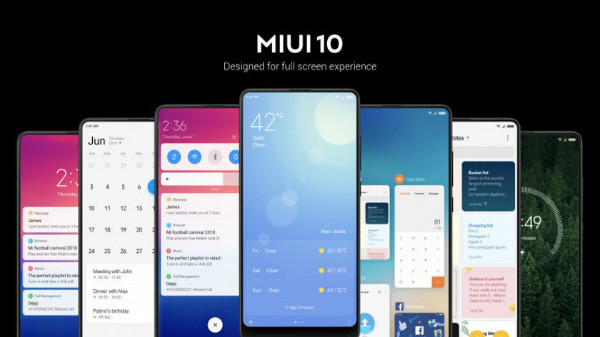 MIUI 10: Release date and supported devices in India announced