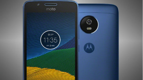 Mobile announces Moto E5 Plus and E5 Play