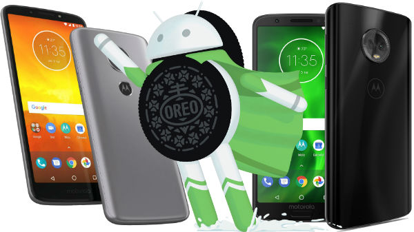Motorola Android Oreo smartphones: Moto E5 Plus, Moto G5 Plus and more
