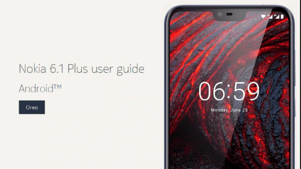 Nokia 6.1 Plus India launch seems to be imminent