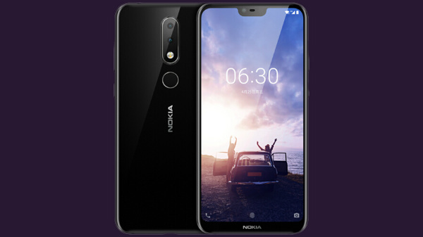 Nokia X6 International variant is likely to be called as the Nokia 6.1