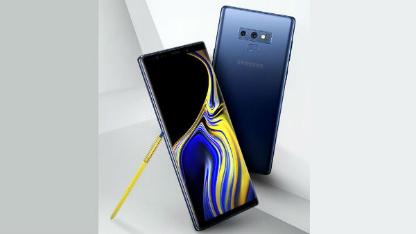 Samsung Galaxy Note 9 pricing out by leaked poster