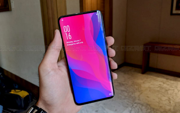 Oppo Find X India launch highlights