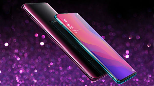 Oppo Find X now up for pre-order exclusively via Flipkart