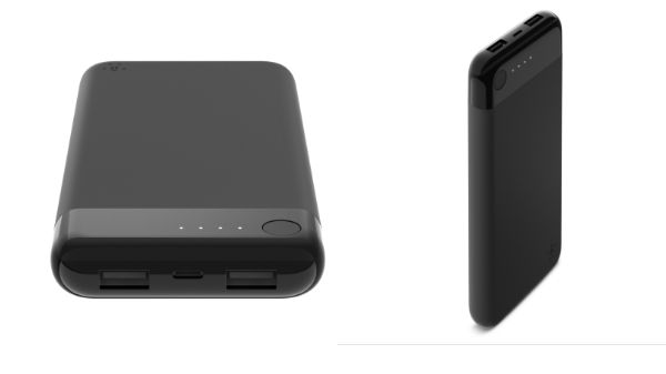 Belkin announces first ever power bank with MFi Lightning input