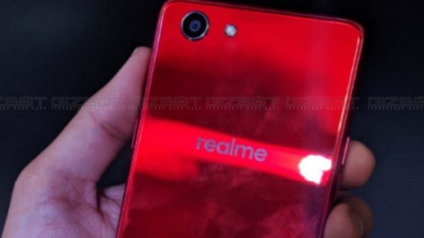 Realme 1 with 4GB RAM gets Solar Red color; sale debuts July 3
