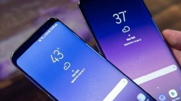 Samsung Galaxy S9 achieves 5G speed using 4.9G technology