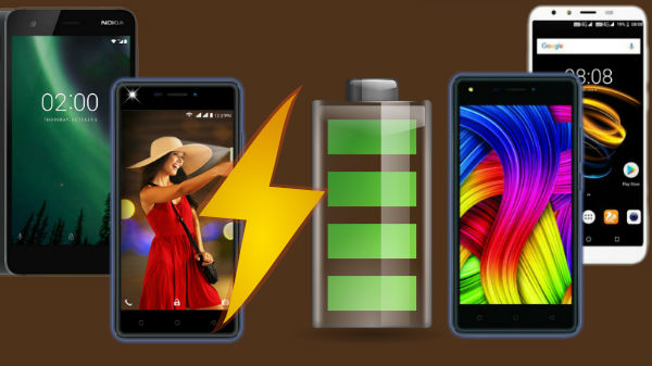 Smartphones with best battery capacity under Rs 7,000 to buy in India