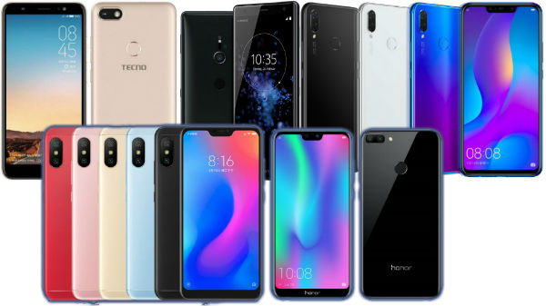 Week 30, 2018 launch round-up: Huawei Nova 3i,  Xperia XZ2 and more