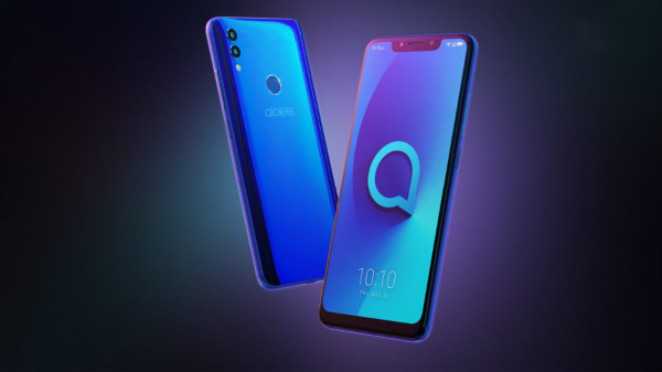 Alcatel 5V announced with Face Unlock, dual rear cameras and more