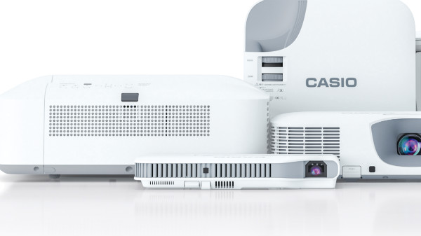 Casio announces a wide range of projectors with 20,000 hours of life