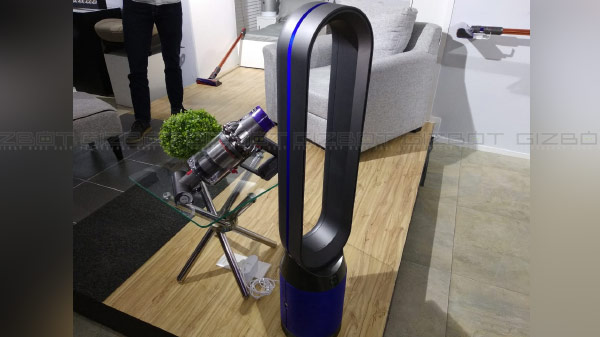 Dyson launches Cyclone V10 cord-free vacuum cleaner