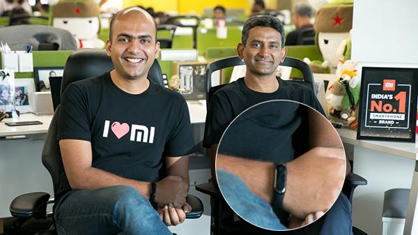 Xiaomi Mi Band 3 could launch soon in India: Hint from Manu Jain
