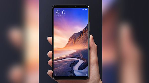 Xiaomi Mi MAX 3 priced at Rs 16,999 officially announced with 6 GB RAM