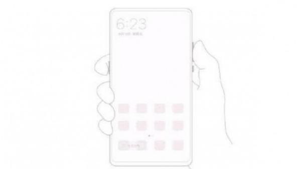 Xiaomi Mi MIX 3 design leaked: A complete bezel/notch less design