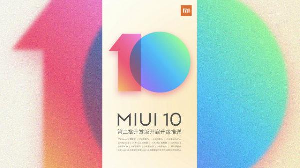 Xiaomi Redmi Note 4, Redmi 5A and more get MIUI 10 beta update