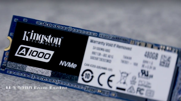 Kingston A1000 M.2 SSD Review: Better performance is not always pocket-friendly