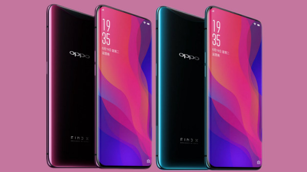 Oppo Find X vs other flagship smartphones