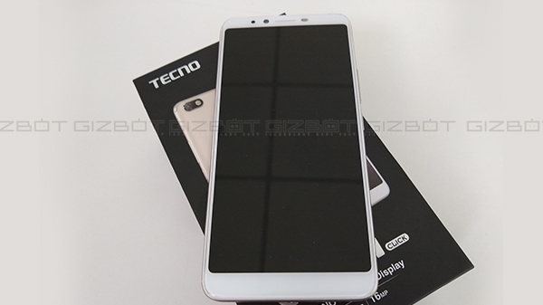 Tecno Camon iClick review: 20MP front-facing camera is the highlight