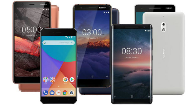 Top best Android One smartphones to buy in India which receives faster software updates