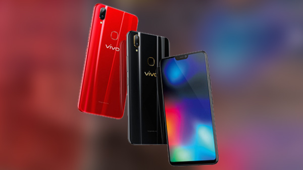 Vivo Z1i with Snapdragon 636 SoC and a notched display leaked online