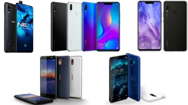 Week 29, 2018 launch round-up: Nokia 6.1, Nokia X5, Huawei nova 3i and more