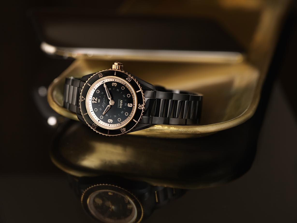Alpina introduces Comtesse Horological smartwatch for women