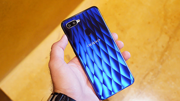 OPPO F9 Pro: Next gen. features without compromising on basics