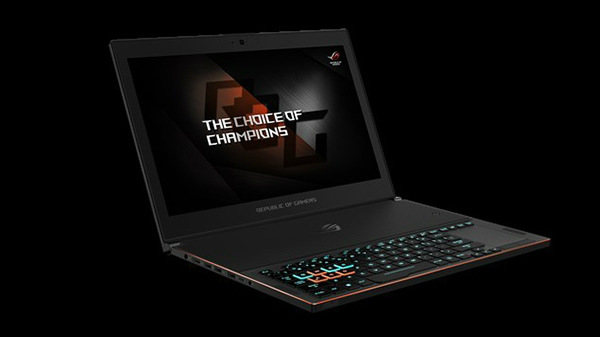 Asus unveils ROG Zephyrus S ultra-thin gaming laptop