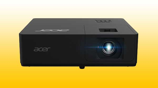 Acer announces Laser Projectors for commercial and educational purpose