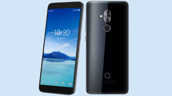 Alcatel 7 with 4000mAh battery and dual cameras announced