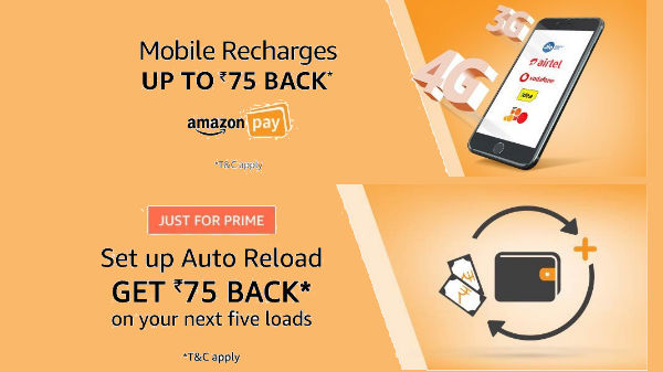 Amazon launches Bill payment facility in India: Offers and cashback
