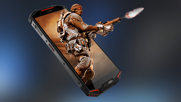 Doogee S70 is probably the only gaming phone with low-end specs