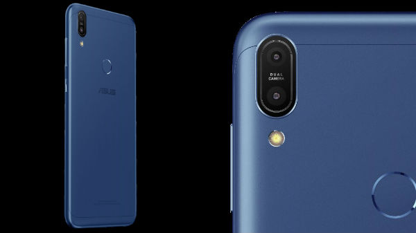 Asus India introduces the new blue variant of ZenFone Max Pro (M1)