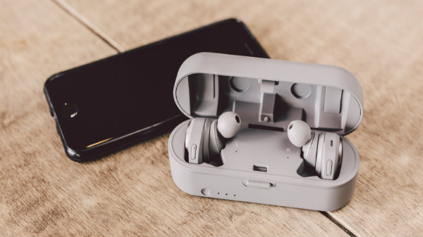 Audio Technica truely wireless earbuds announced with 15 hours battery