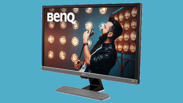 BenQ launches a 4K HDR eye-care monitor for gaming