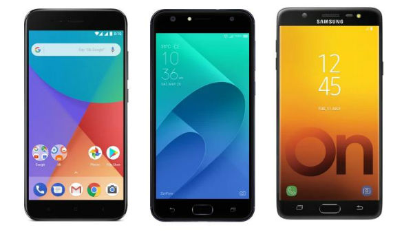 Best 12 Mid-range Smartphones to buy This week Under Rs 20,000