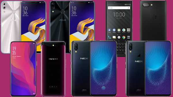 Best Smartphones launched in July 2018