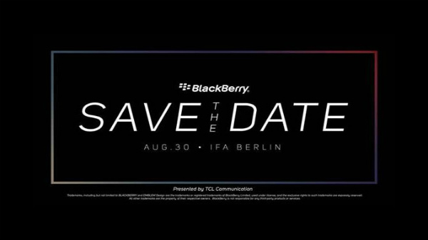 BlackBerry KEY2 LE video teaser out ahead of August 30 launch