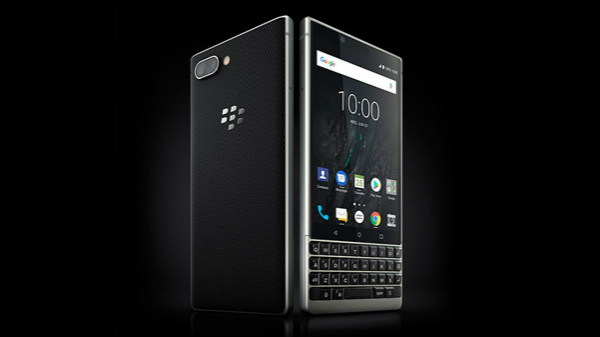 BlackBerry KEY2 LE image leaks showing key specs