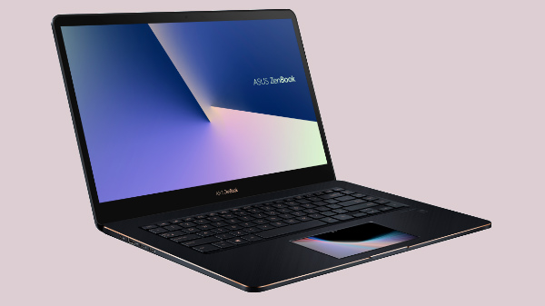 Asus to launch the ZenBook Pro with Screenpad in India on August 13