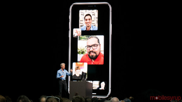 "Apple postpones the release of iOS 12 ""Group FaceTime"" feature"
