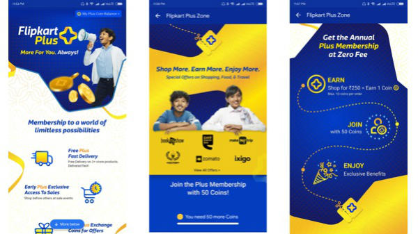 Flipkart Plus Membership is not completely free