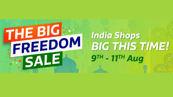 Flipkart Big Freedom Sale: Heavy discounts and offers on gadgets