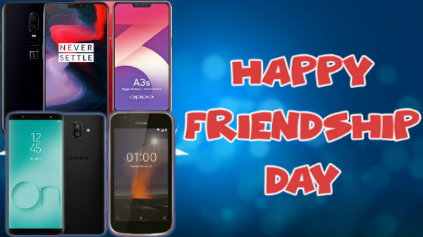 Amazon and Flipkart Friendship Day Sale: Offers on smartphones
