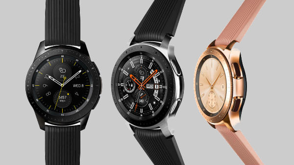 Samsung Galaxy Watch now available on the official website